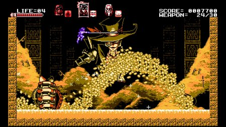 Bloodstained Curse of the Moon скачать торрент