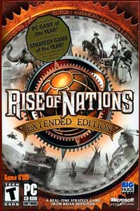 Rise of Nations Extended Edition скачать торрент