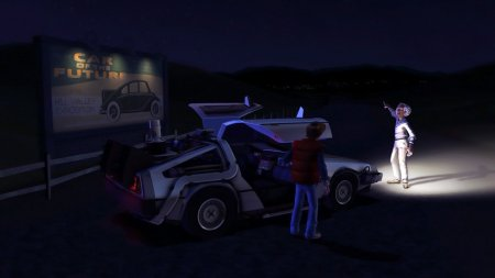 Back to the Future: The Game скачать торрент