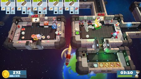 Overcooked! All You Can Eat скачать торрент